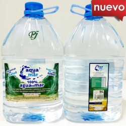 Agua de Mar 100% Natural 5L