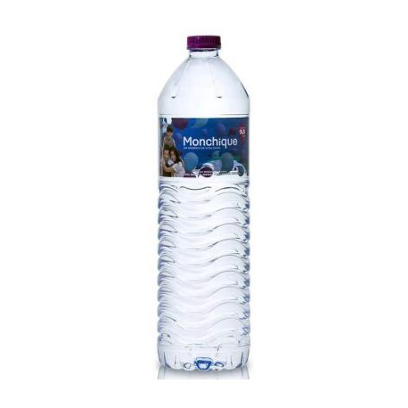 Agua Alcalina 100% Natural 1500ml
